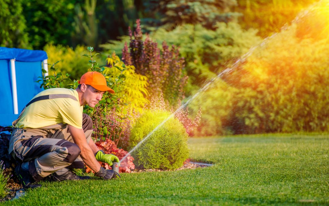 Sprinkler System Maintenance Tips