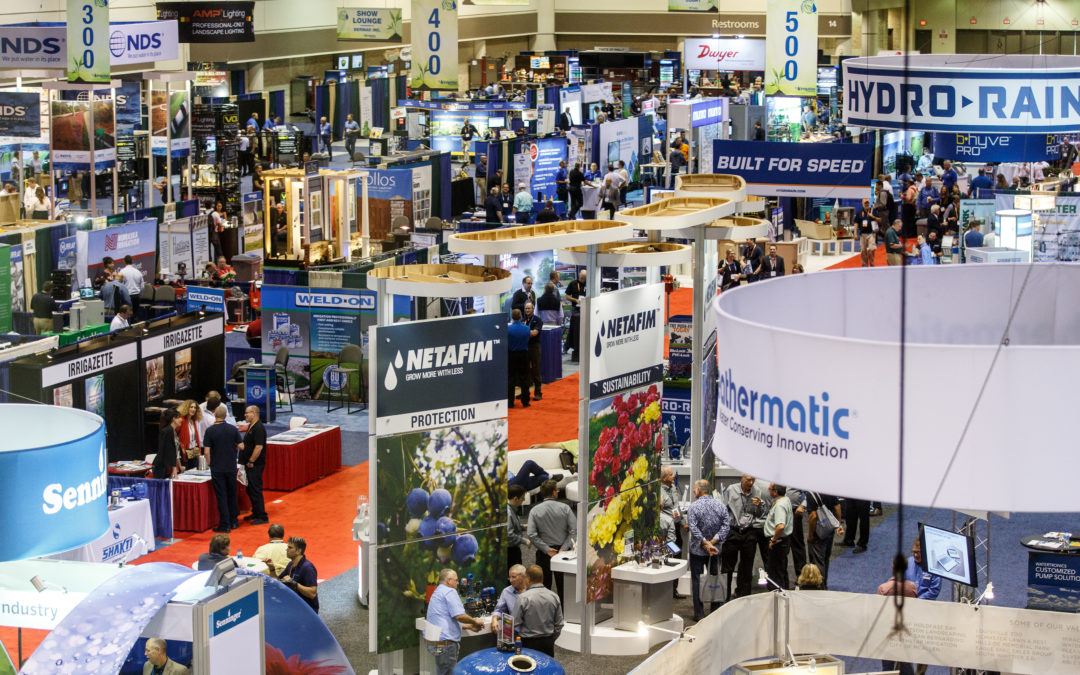 Irrigation Show Set for December 2-6, 2019