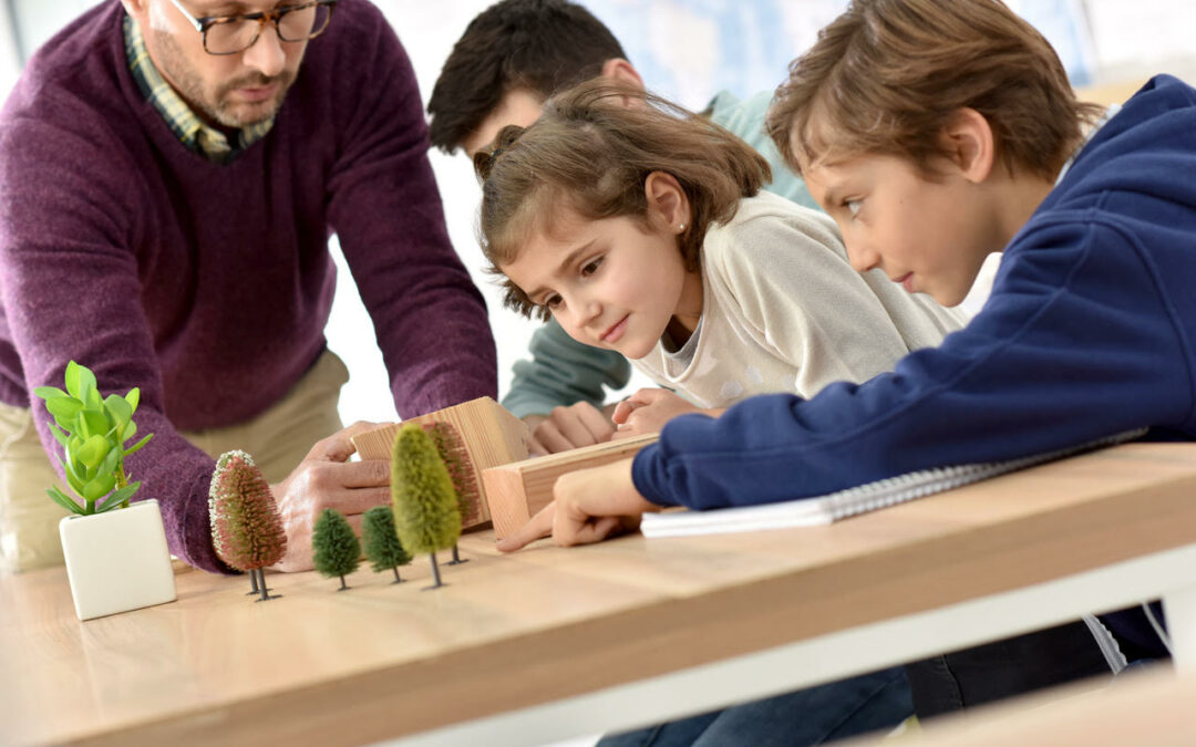 Reaching Young Minds with an Irrigation Curriculum